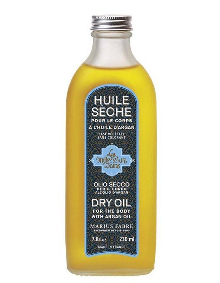 Dry Oil Argan Olie van Marius Fabre - SkinEssence.nl