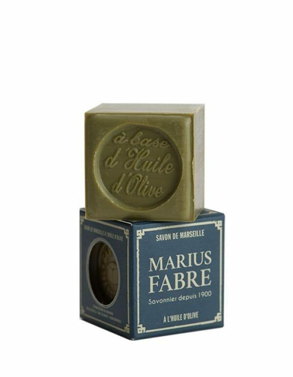 Marius Fabre Marseillezeep 100gram olijfzeep