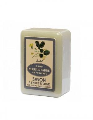 Marius Fabre zeep van olijfolie met Sandelhout extract