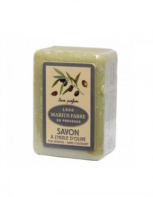 Marius Fabre zeep van olijfolie met karitéboter ongeparfumeerd