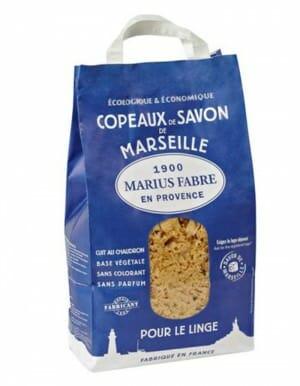 Zeepvlokken Savon de Marseille voor de was