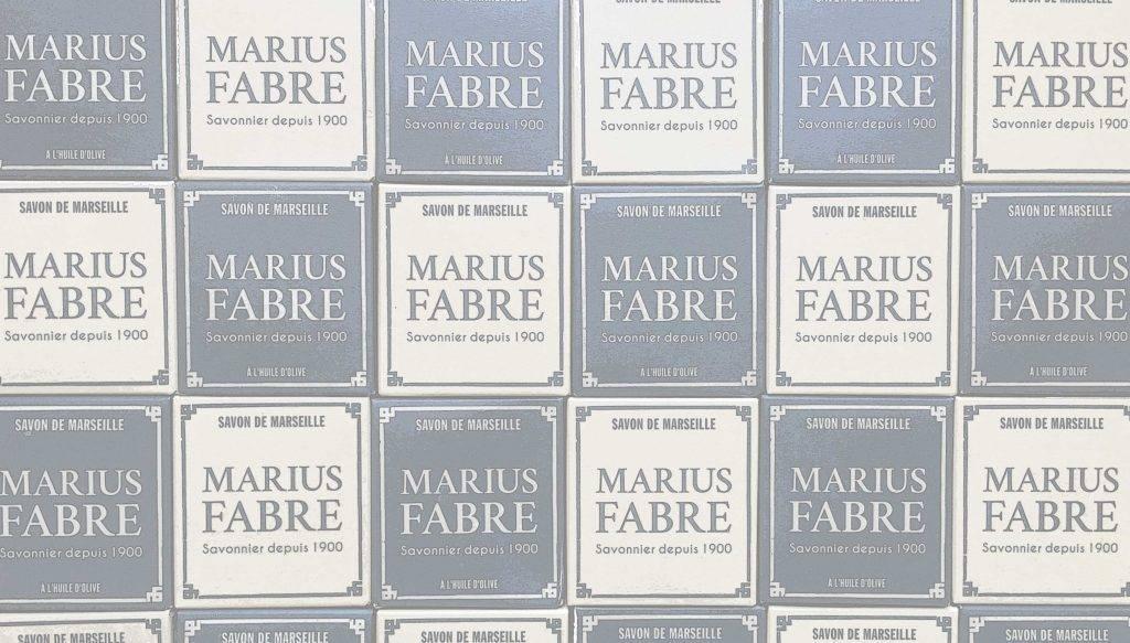 Savon de Marseille van Marius Fabre