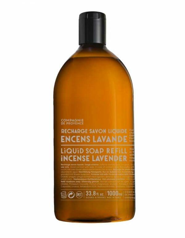Compagnie de Provence Gekruide Lavendel navulverpakking 1L