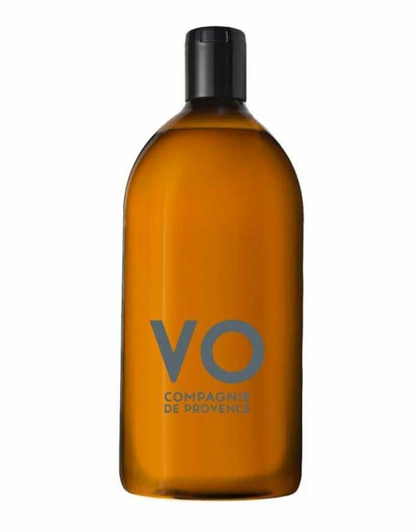 Compagnie de Provence Jasmin Noir navulverpakking 1L achterkant