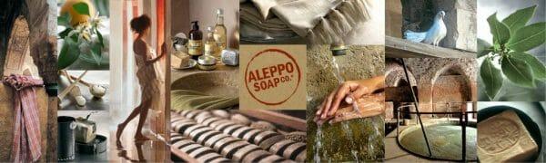 Het hele assortiment van Aleppo Soap Co. bij Skinessence.nl