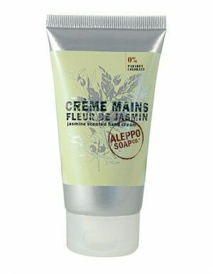 Handcreme Jasmijn van Aleppo Soap Co