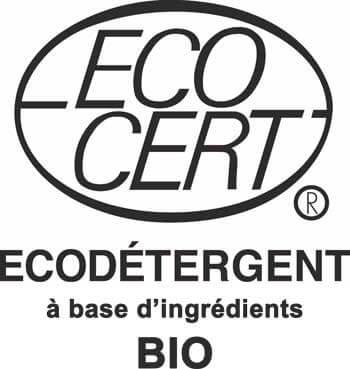 Het biologische Ecocert label voor de Zwarte Zeep producten ven Marius Fabre