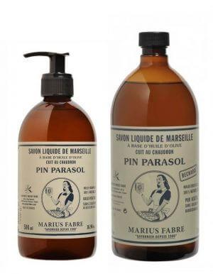 Marius Fabre Pin Parasol pompje en navulling extra voordelig