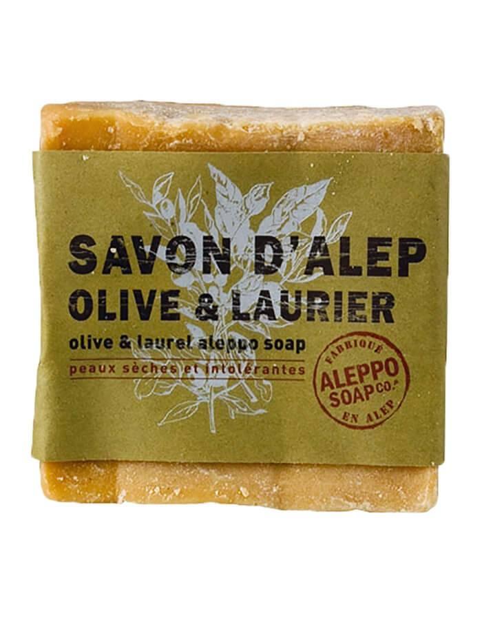 Aleppo zeep - olijfolie en 5% laurierbesolie - skinessence.nl