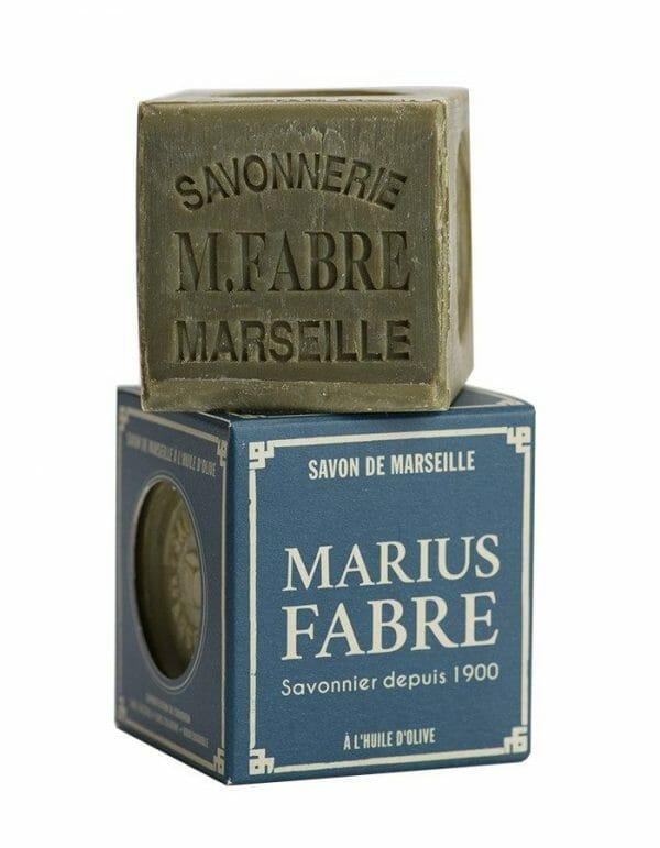 Savon de Marseille van Marius Fabre - Marseille zeep uit de Provence