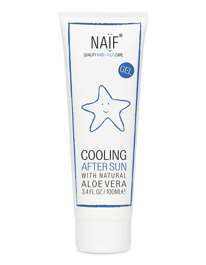 NAIF Babycare Cooling After Sun Gel SkinEssence
