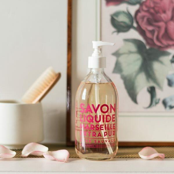 Compagnie de Provence Rose Sauvage Atmpsfeer foto