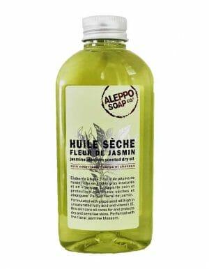ASHUIL25 Huile Sèche Fleur de Jasmin - Dry Oil Jasmijn - Aleppo Soap Co