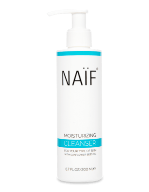 NAÏF Cleanser - Naïf Vrouw Hydraterende Cleanser