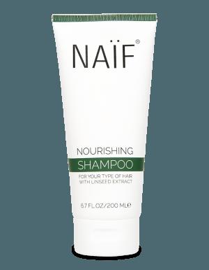 NAÏF Vrouw Voedende Shampoo