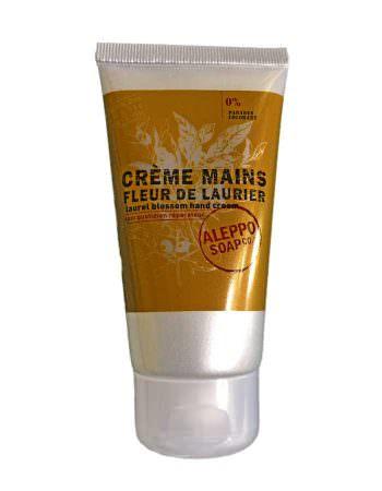 ASCREM02 Handcrème Laurierbloesem Fleur de Laurier Aleppo Soap Co SkinEssence.nl