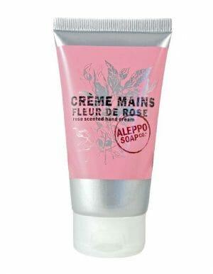 Handcrème Roos van Aleppo Soap Co 75ml