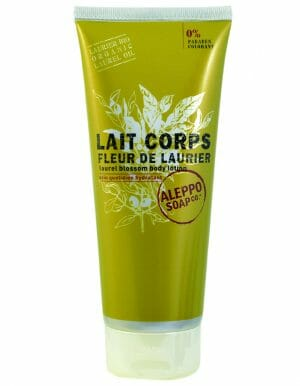 Bodylotion Laurierbloesem van Aleppo Soap Co - SkinEssence.nl