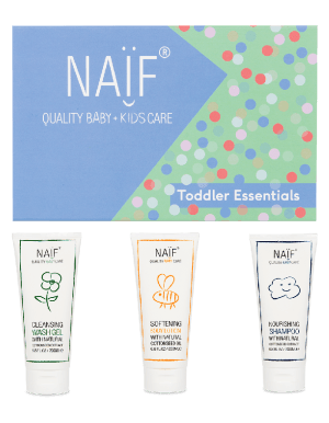 Naïf Gift Box Toddler Essentials Flatlay 700x900