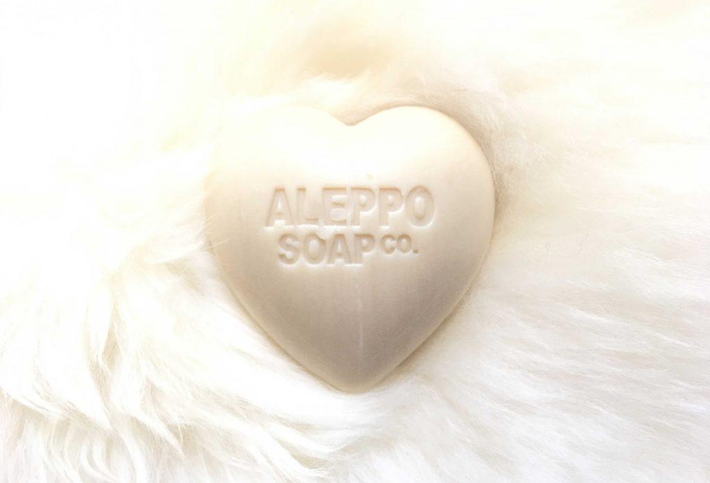 Zeephart van Aleppo Soap Co - het ideale liefdescadeau - SkinEsesnce.nl