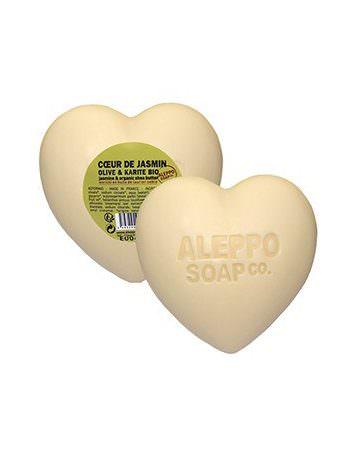 Zeephart Alep van Aleppo Soap Co met bio olijfolie en kariteboter - skinessence.nl