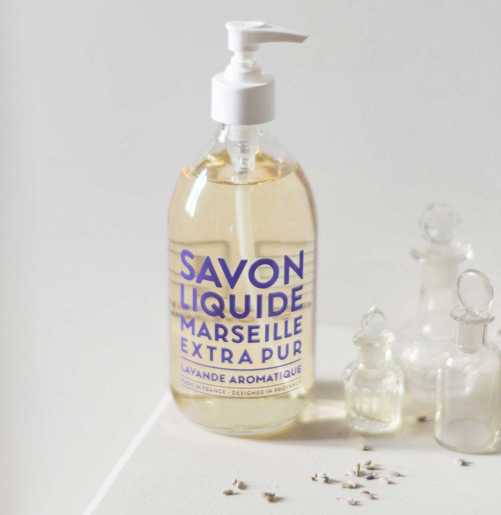 Aromatic Lavender - Lavande Aromatique Marseillezeep van Compagnie de Provence Ambiance bij SkinEssence.nl
