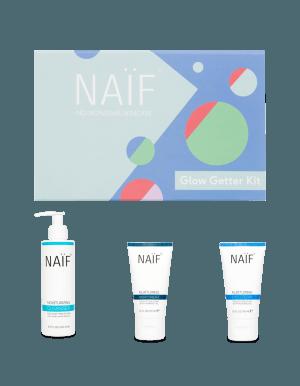 Naif Glow Getter Kit Gift box