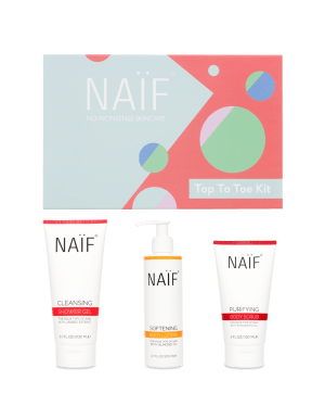Naif Top To Toe Kit