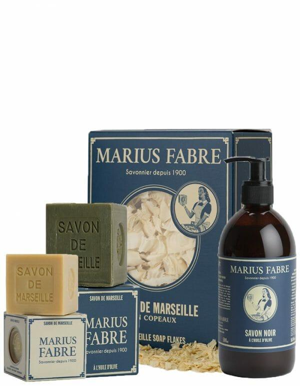 Duurzame zeep producten van Marius Fabre