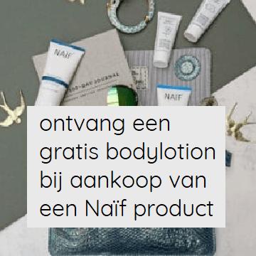 ACTIE NAIF BODYLOTION