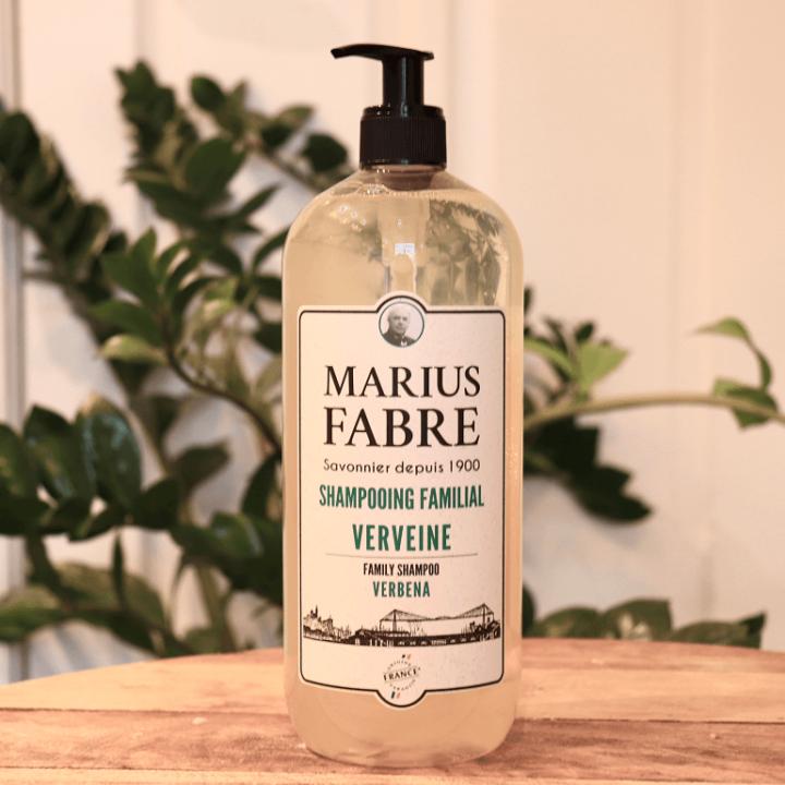 SAFB marius fabre 1900 shampoo verbena
